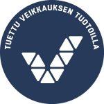 Tuettu Veikkauksen tuotoilla -logon kuva