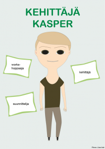 Kehittäjä Kasper